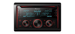PIONEER FH-S820DAB Odtwarzacz CD 2-DIN | Bluetooth | USB | Spotify  | Pioneer Smart Sync | Android & iOs | DAB