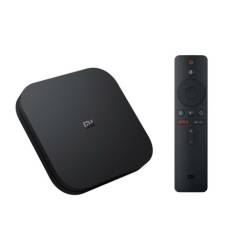 Xiaomi MiBox S 4K Android box | Amazon Prime, Google Chromecast, Google Play, Netflix | GWARANCJA PL