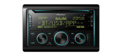 PIONEER FH-S720BT Odtwarzacz CD 2-DIN | Bluetooth | USB | Spotify  | Pioneer Smart Sync | Android & iOs
